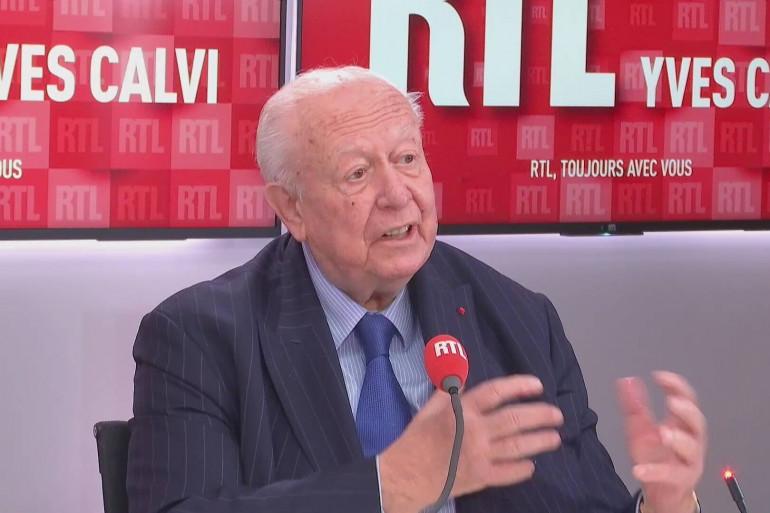 Jean-Claude Gaudin est l'invité d'Alba Ventura