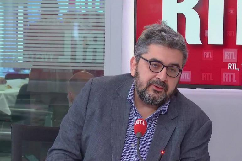 """Mohamed Sifaoui, auteur de """"Les fossoyeurs de la République"""", était l'invité de RTL ce mardi 30 mars."""