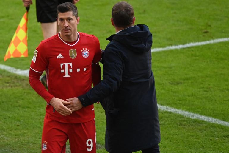 L'attaquant du Bayern Munich sera absent des deux matches face au PSG