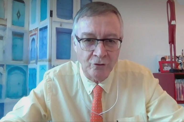 Professeur Antoine Flahault, épidémiologiste et professeur de Santé publique à l'Université de Genève
