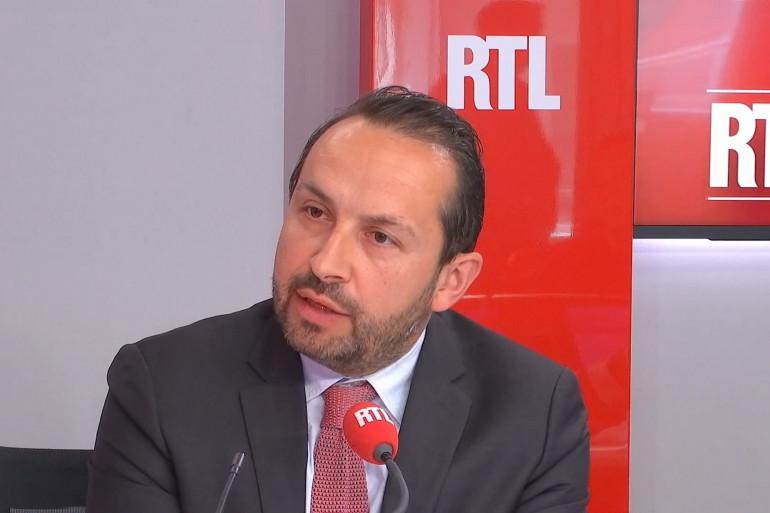 Sébastien Chenu, député RN