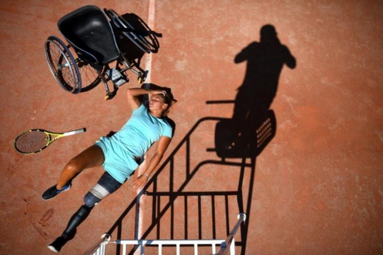 Grand entretien : Le combat de Pauline Déroulède, espoir tennis fauteuil après avoir été amputée
