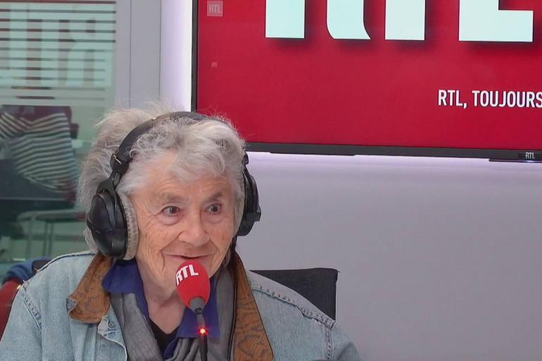 Le chanteur Little Bob, dans RTL Soir, le 5 avril 2021
