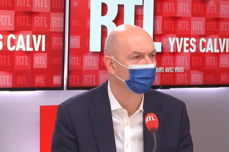 Roland Lescure était l'invité de RTL.