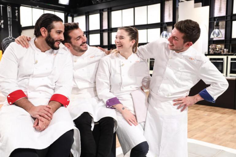 """La compétition """"Top Chef"""" se poursuit sur M6"""