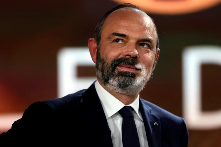 Édouard Philippe, le 4 avril 2021