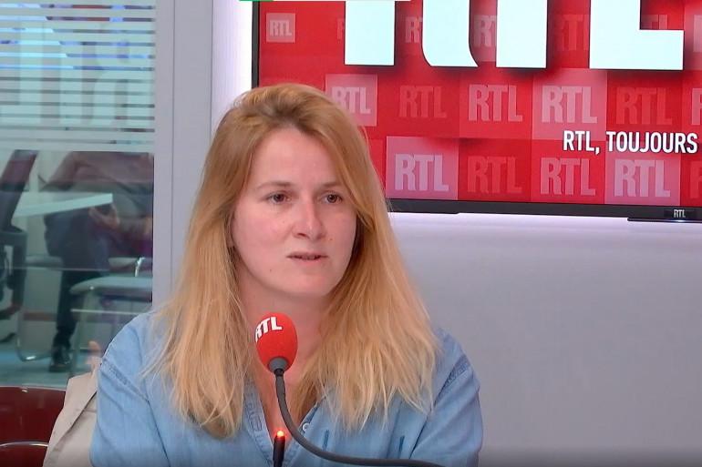 La fille d'Anne Bert, Roxane Guichard, invitée sur RTL