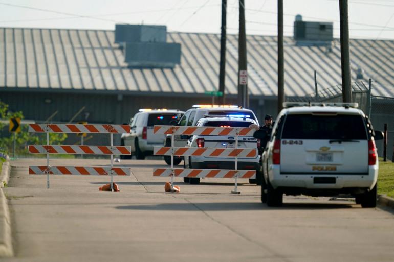 Une fusillade dans un magasin d'ameublement au Texas a fait un mort et plusieurs blessés le 8 avril 2021
