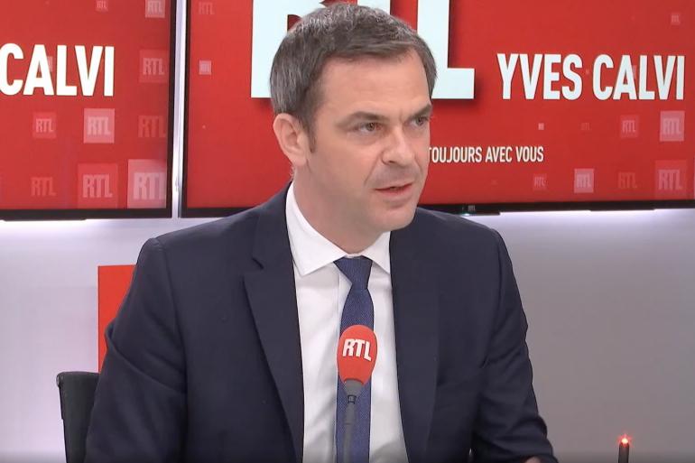 Olivier Véran invité de RTL vendredi 9 avril 2021