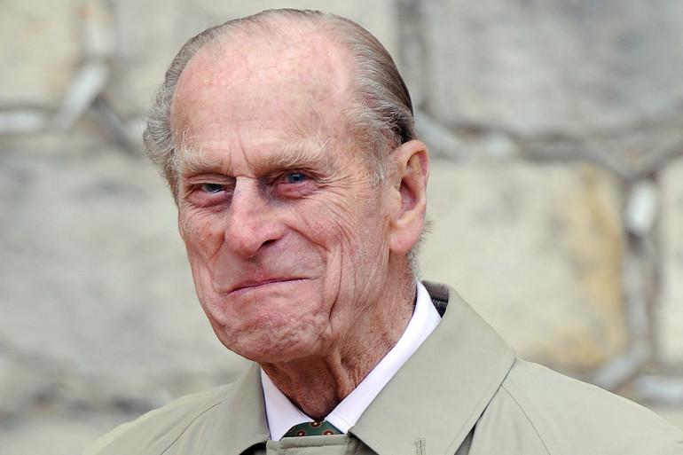 Le prince Philip en 2009