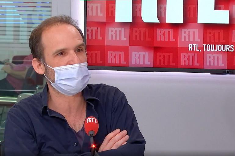 """Thomas Lilti, réalisateur de la série """"Hippocrate"""", invité sur RTL"""