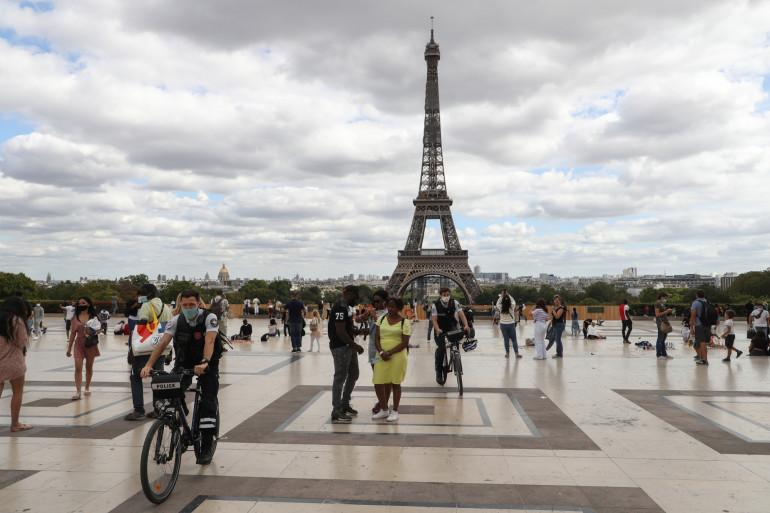 Tourisme : la fréquentation à Paris a baissé de 95%