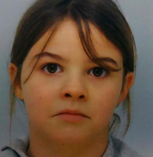Mia Montemaggi, 8 ans, a été enlevée.