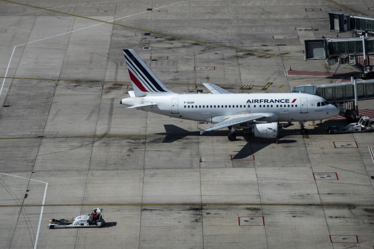 Photo de l'aéroport Roissy-Charles de Gaulle. (Illustration)