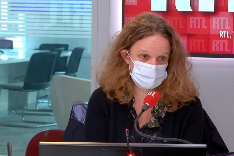 Pauline Chaste, cheffe du service de pédopsychiatrie de l'hôpital Necker à Paris, sur RTL