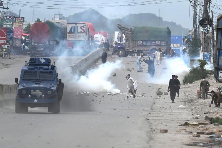 Islamabad, le 13 avril 2021