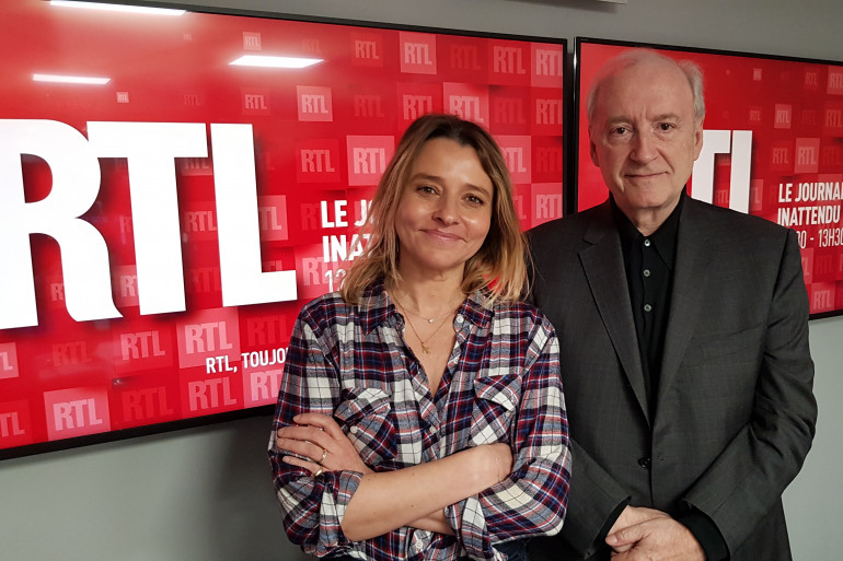 """Hubert Védrine invité du """"Journal Inattendu"""""""