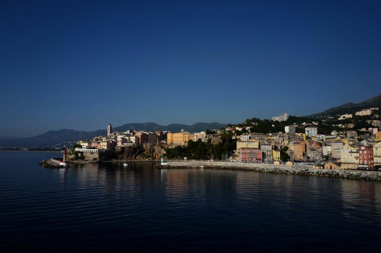 La ville de Bastia / Photo d'illustration.