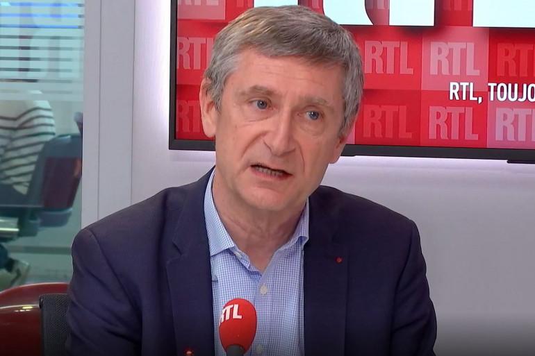 Frédéric Péchenard était l'invité de RTL soir lundi 19 avril 2021.