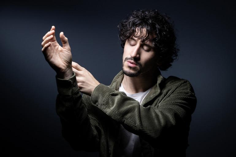 Le chorégraphe Mehdi Kerkouche le 6 novembre 2020.