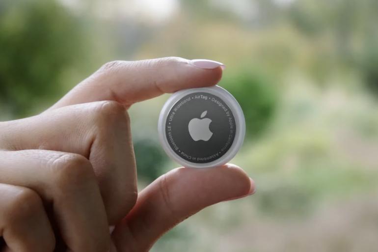Les AirTags sont des balises Bluetooth qui permettent de retrouver facilement ses objets
