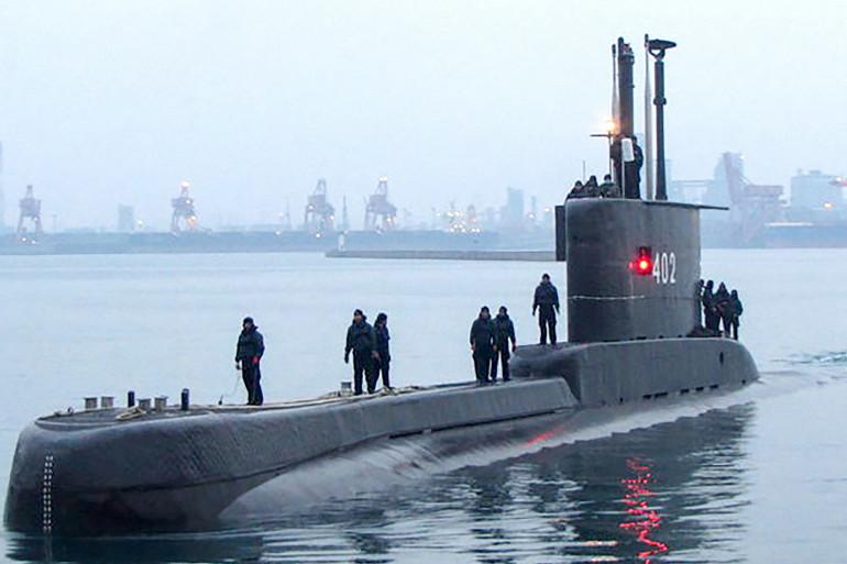 Un sous-marin militaire en Indonésie (illustration)