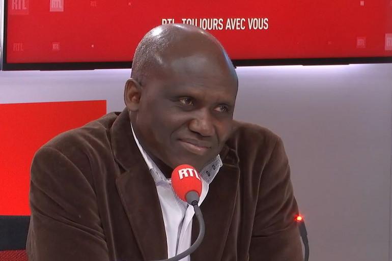 El Hadji Gora Diop, invité sur RTL le 23 avril 2021