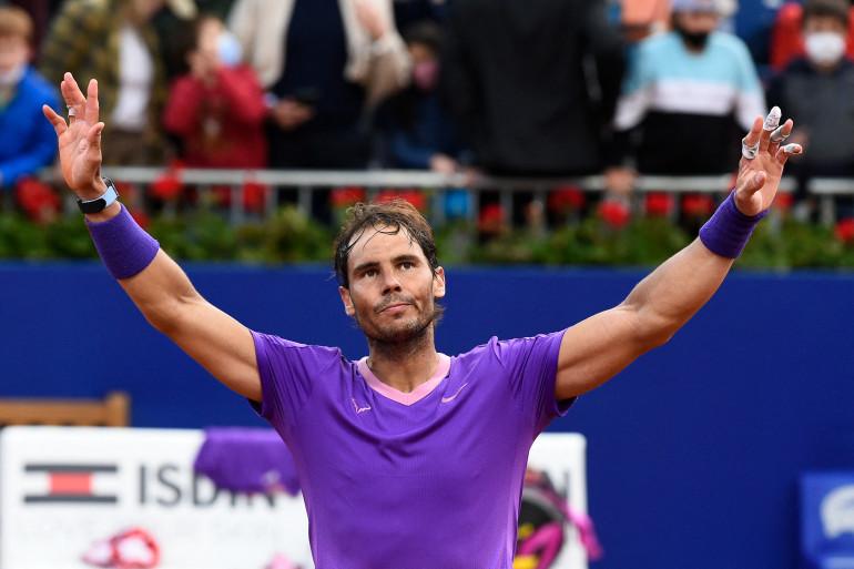 Nadal, qui a remporté le tournoi pour la 1re fois en 2005, s'est imposé au terme d'une bataille de 3h38 minutes.