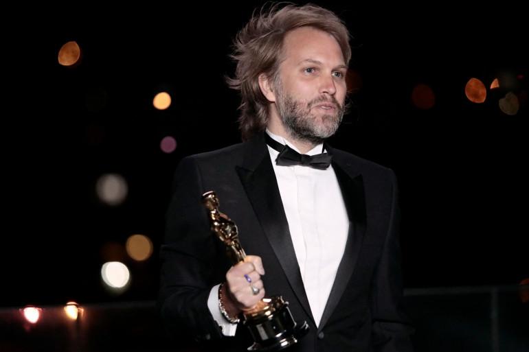 Le Français Florian Zeller a reçu l'Oscar du meilleur scénario adapté.