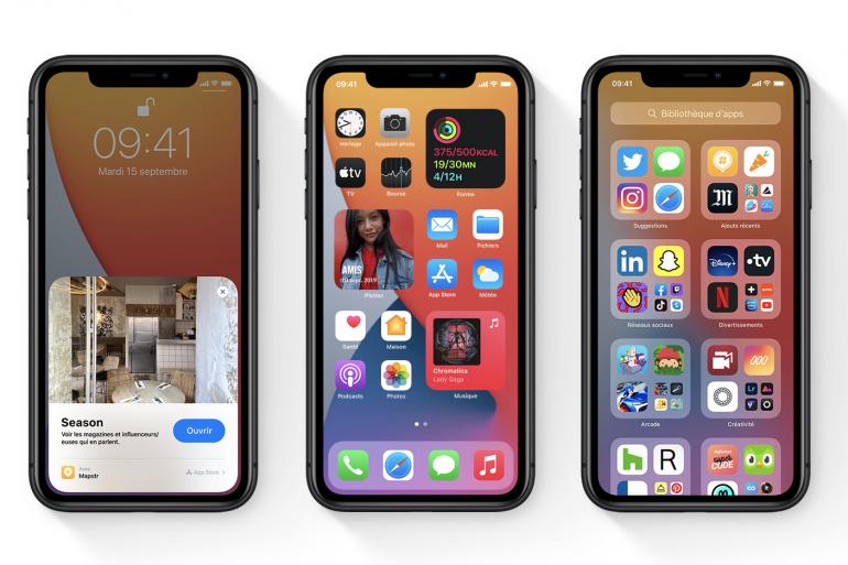 La mise à jour iOS 14.5 marque un tournant dans la politique de confidentialité d'Apple