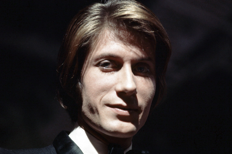 Jacques Dutronc en 1969