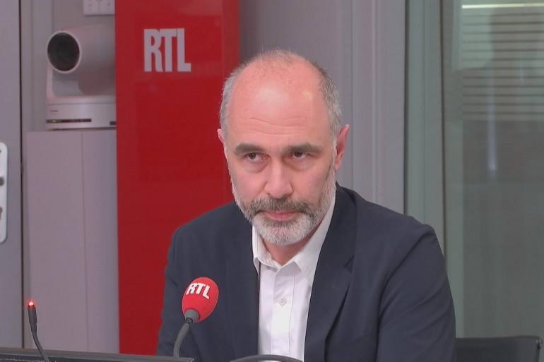 Gilles Boyer, invité de RTL Soir du 28 avril 2021