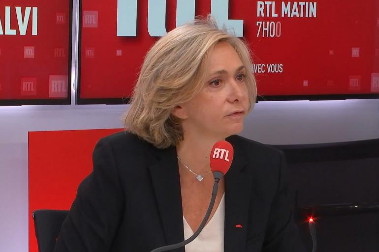 Valérie Pécresse, le 15 octobre 2020