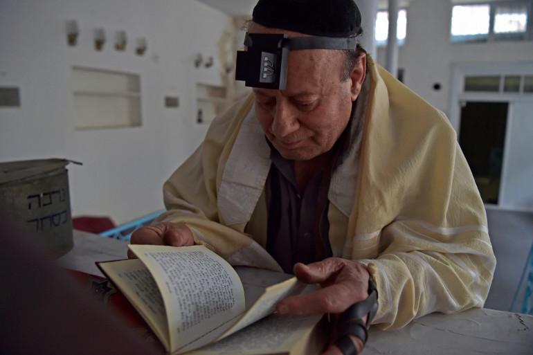 Zebulon Simentov est le dernier juif vivant en Afghanistan.