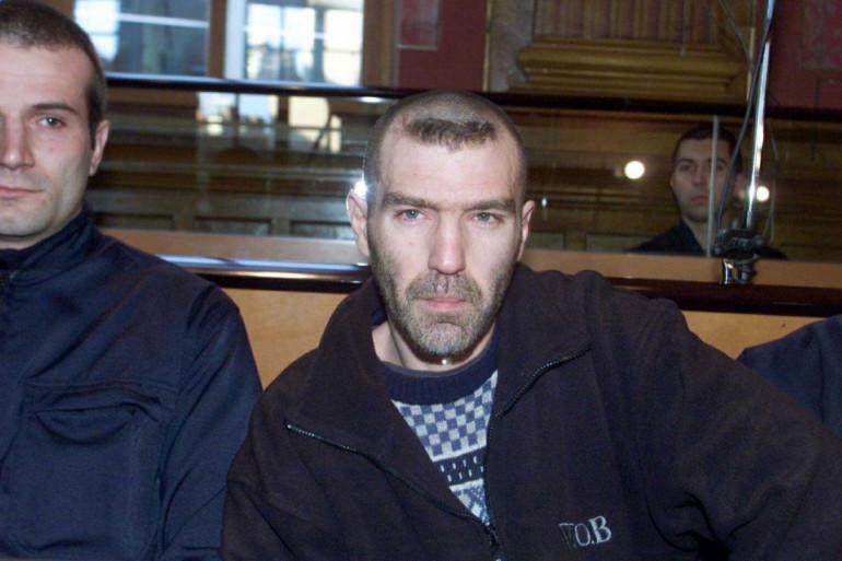 Patrice Alègre lors de son procès en 2002
