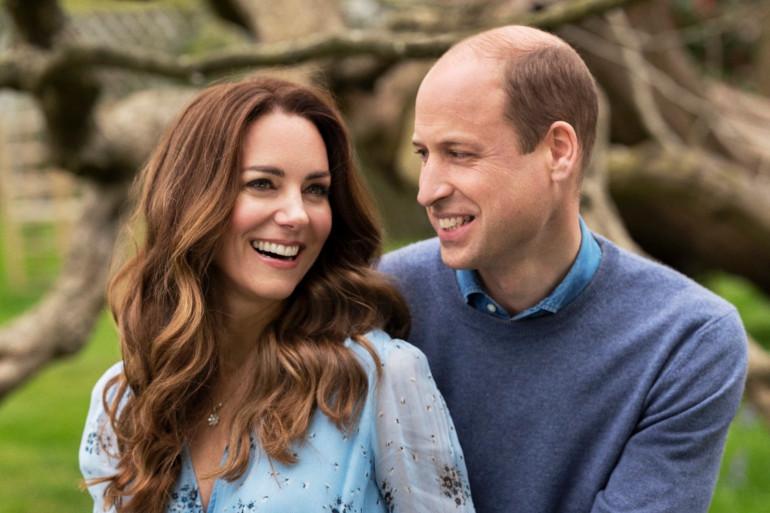 Kate et William, photographiés pour leurs 10 ans de mariage