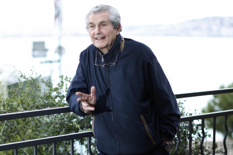 Claude Lelouch, ici à Nice en avril 2014 (illustration)