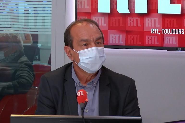 Philippe Martinez invité de RTL le 30 avril 2021