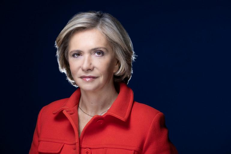 Valérie Pécresse le 8 avril 2021.