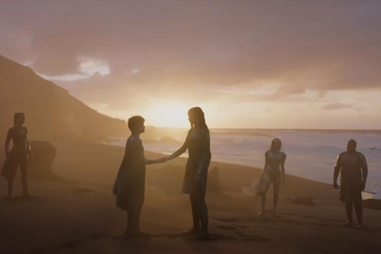 """""""Eternals"""" de Chloé Zhao est attendu dans les salles en novembre 2021"""