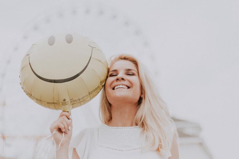 Le sourire possède des effets insoupçonnés pour notre santé