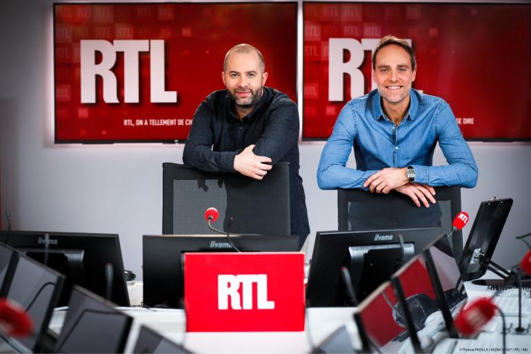 Nicolas Georgereau et Philippe Sanfourche