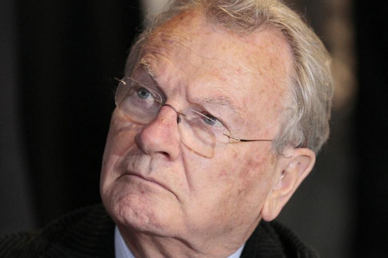 L'ancien patron de la direction de la Surveillance du Territoire (DST) Yves Bonnet le 18 juin 2011 à Villepinte.