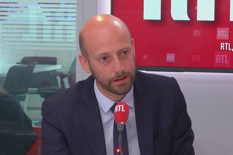 Stanislas Guerini était l'invité de RTL Soir.
