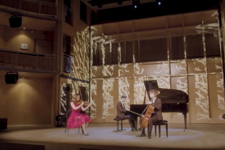 """Trio Hélios interprète """"Pantoum"""""""