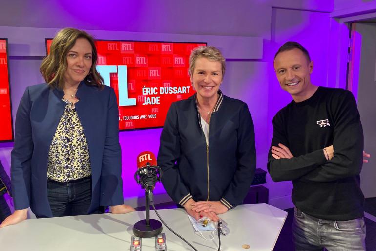Jade, Elise Lucet et Eric Dussart