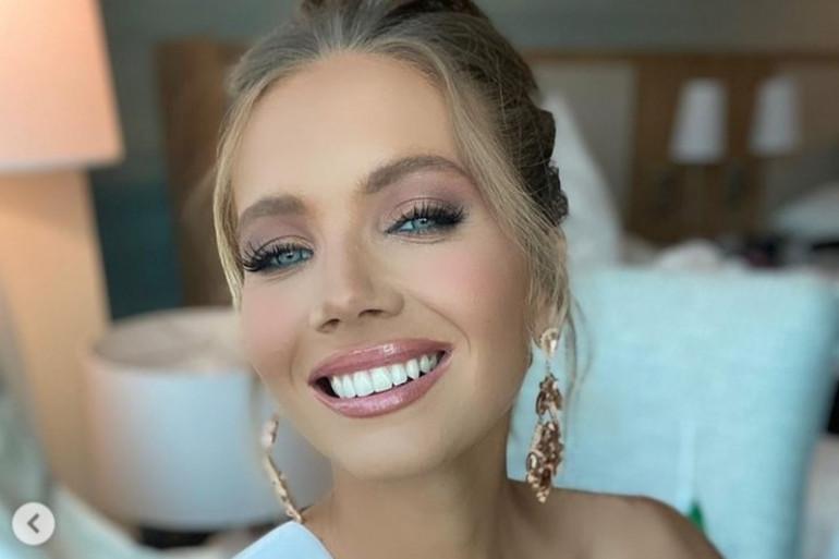 Amandine Petit en Floride pour Miss Univers 2021