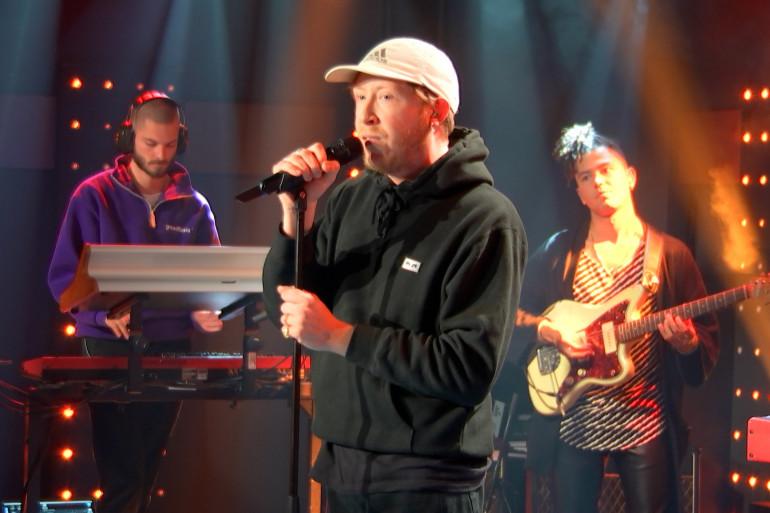 """Eddy De Pretto dans """"Le Grand Studio RTL"""""""