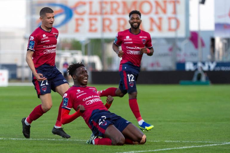 Clermont a validé sa montée en Ligue 1.