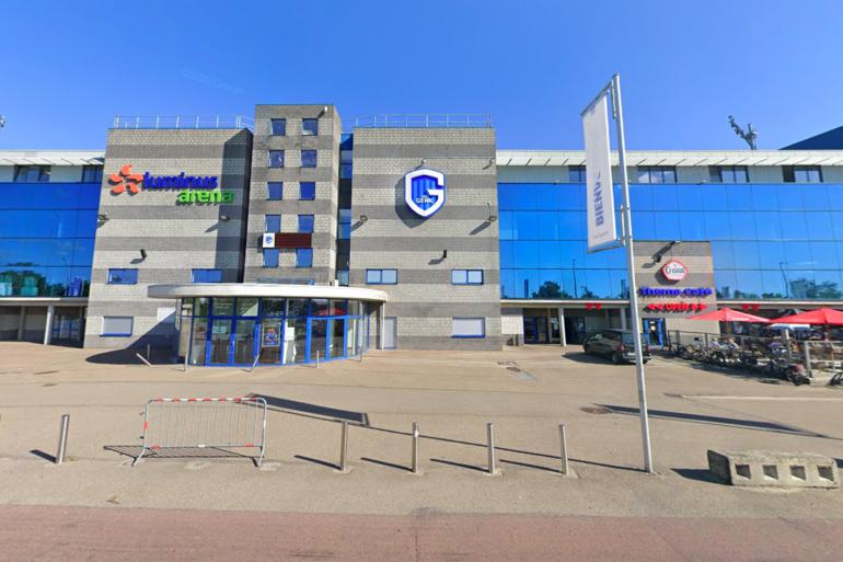 Le stade du K. RC Genk (illustration).